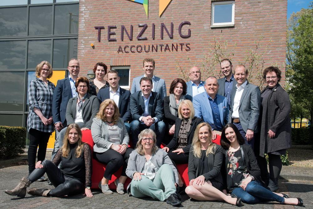 Team Tenzing