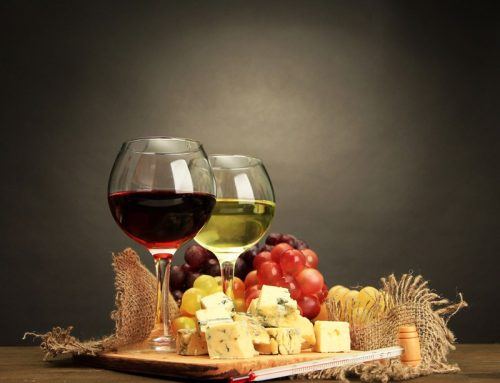 Hoog tarief voor alcoholische dranken bij de maaltijd