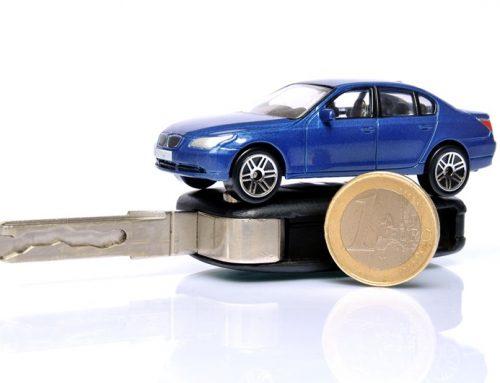 Bpm bij huur buitenlandse auto